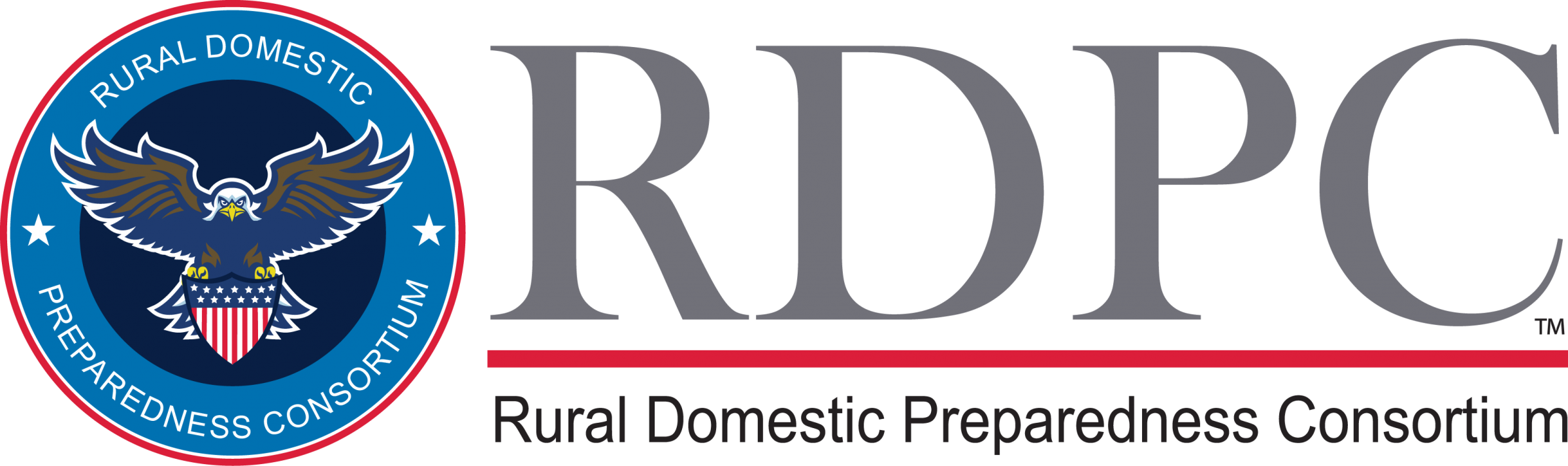 Logo of the Rural Domestic Preparedness Consortium